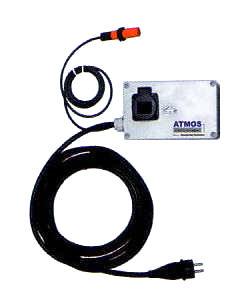 ATMOS Nachfüllautomatik-Box Pelletlager Killus-Technik