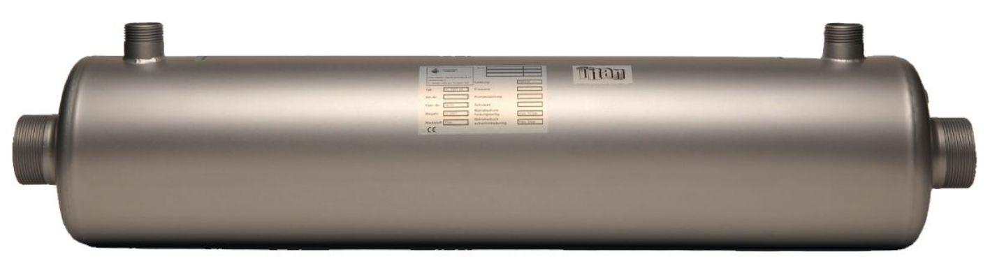 Killus-Technik - Dapra Niedertemperatur Titan Pool Schwimmbad ...